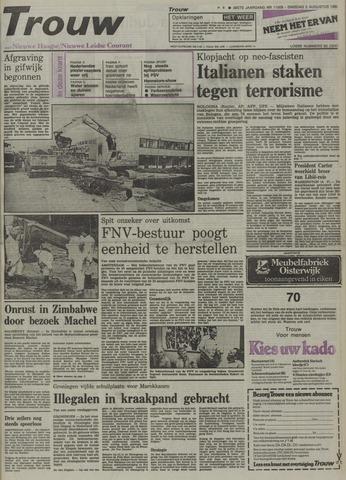 Nieuwe Leidsche Courant 1980-08-05