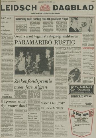 Leidsch Dagblad 1980-02-26