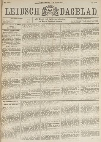 Leidsch Dagblad 1894-10-03