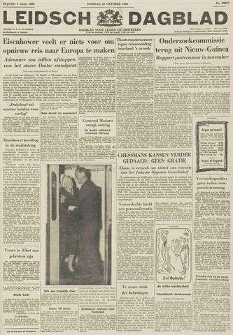 Leidsch Dagblad 1959-10-20
