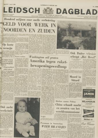 Leidsch Dagblad 1967-01-21