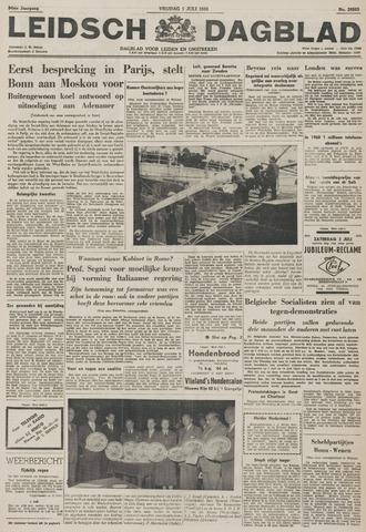 Leidsch Dagblad 1955-07-01