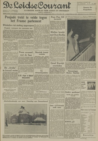 Leidse Courant 1955-03-21