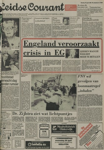 Leidse Courant 1980-04-29
