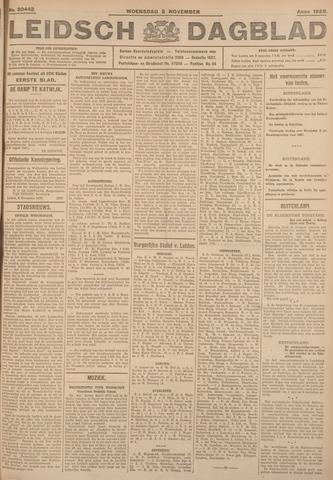 Leidsch Dagblad 1926-11-03