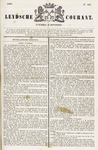Leydse Courant 1869-09-18