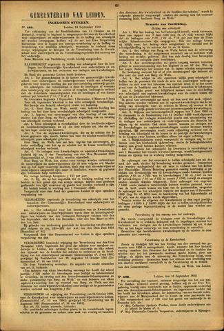 Handelingen van de Raad 1889-09-12