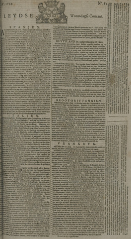Leydse Courant 1744-07-08