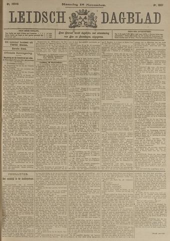 Leidsch Dagblad 1907-11-18