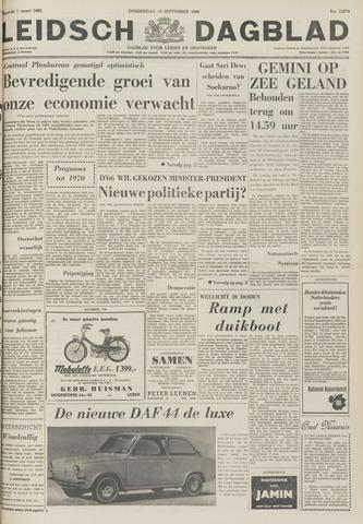 Leidsch Dagblad 1966-09-15