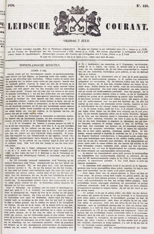 Leydse Courant 1876-07-07
