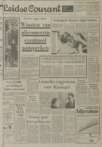 Leidse Courant 1974-02-28