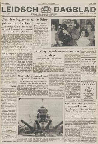 Leidsch Dagblad 1955-07-08