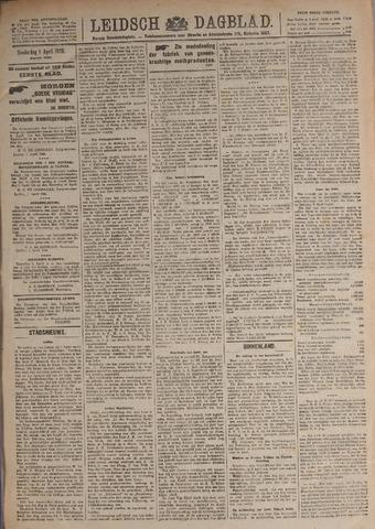 Leidsch Dagblad 1920-04-01