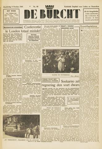 De Burcht 1945-10-03