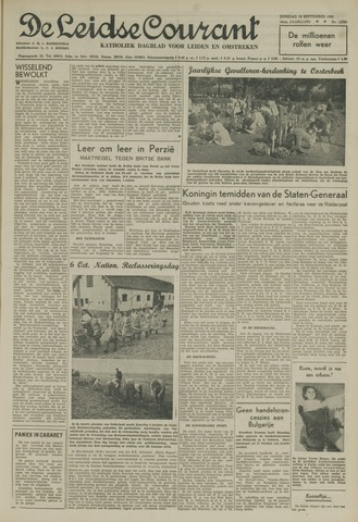 Leidse Courant 1951-09-18