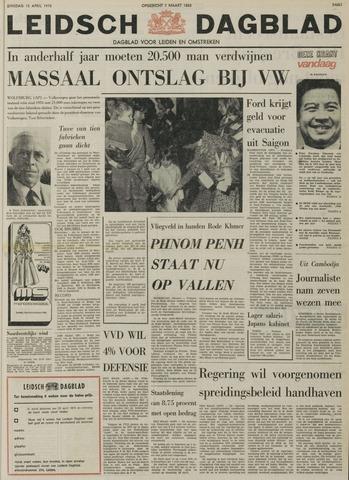 Leidsch Dagblad 1975-04-15