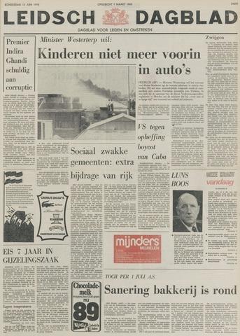Leidsch Dagblad 1975-06-12
