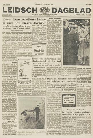Leidsch Dagblad 1959-02-05