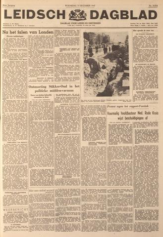Leidsch Dagblad 1947-12-17