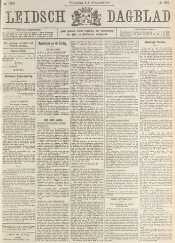 Leidsch Dagblad 1915-08-13