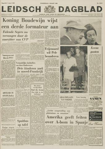 Leidsch Dagblad 1966-03-03