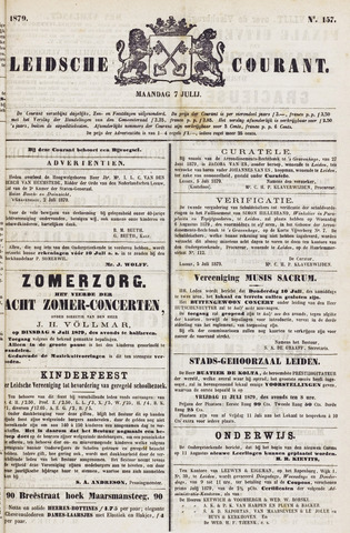 Leydse Courant 1879-07-07