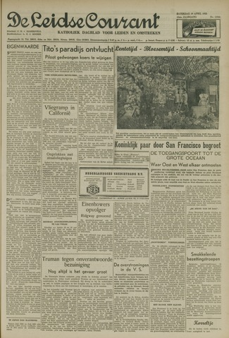 Leidse Courant 1952-04-19