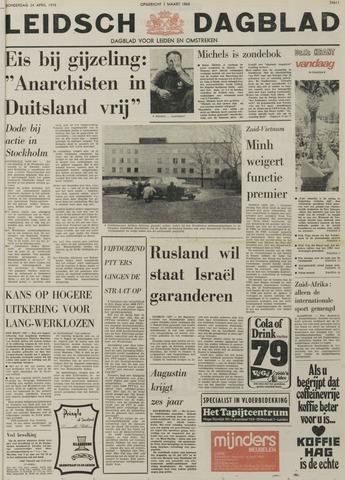 Leidsch Dagblad 1975-04-24