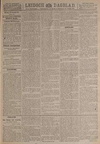 Leidsch Dagblad 1919-12-29