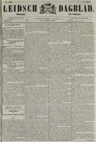 Leidsch Dagblad 1873-01-14