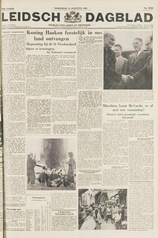 Leidsch Dagblad 1954-08-12