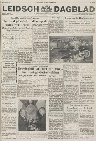Leidsch Dagblad 1955-11-16