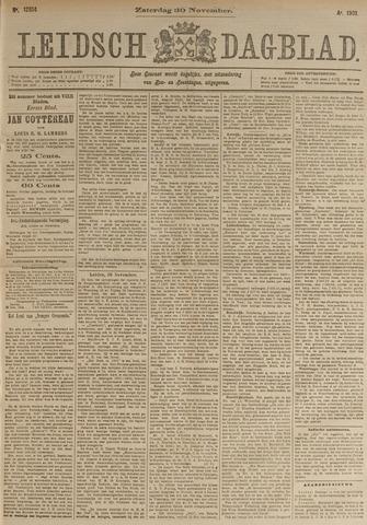 Leidsch Dagblad 1901-11-30