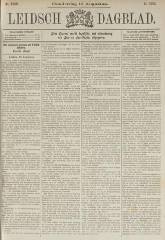 Leidsch Dagblad 1892-08-11