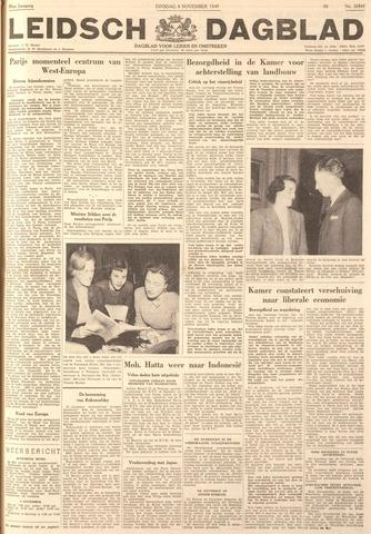 Leidsch Dagblad 1949-11-08