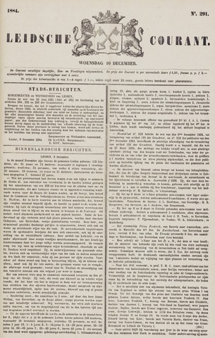 Leydse Courant 1884-12-10