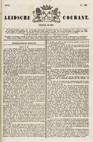 Leydse Courant 1873-05-30