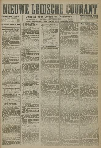 Nieuwe Leidsche Courant 1923-09-01