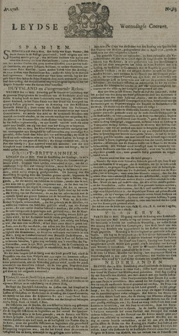 Leydse Courant 1728-05-26