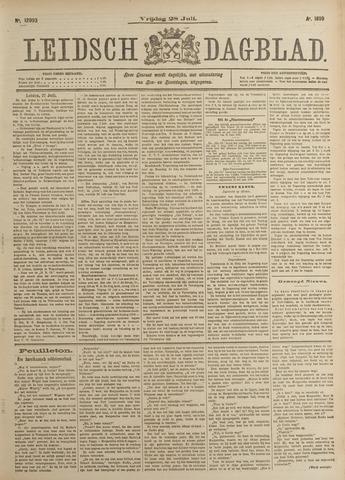 Leidsch Dagblad 1899-07-28