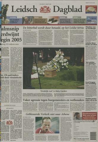 Leidsch Dagblad 2004-08-06