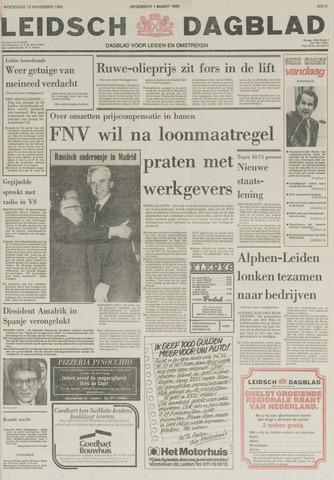 Leidsch Dagblad 1980-11-12