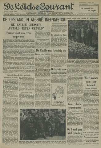 Leidse Courant 1961-04-26