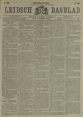 Leidsch Dagblad 1909-07-24