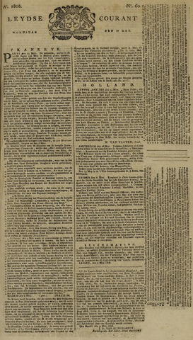 Leydse Courant 1808-05-18