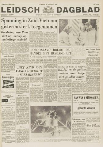 Leidsch Dagblad 1963-08-31