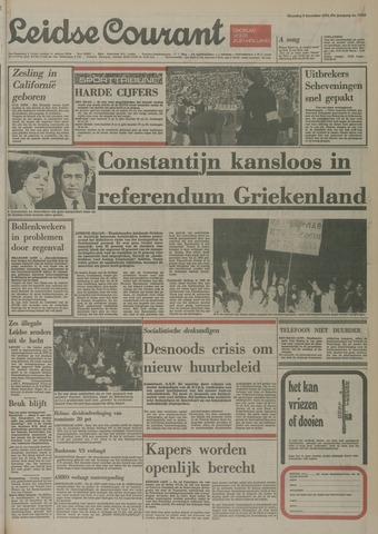 Leidse Courant 1974-12-09