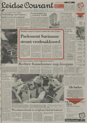 Leidse Courant 1989-08-08