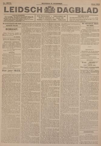 Leidsch Dagblad 1923-12-31